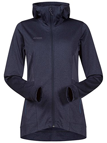 Bergans Lom Fleece Jacket with Hood Women - Damen Kapuzen Fleecejacke