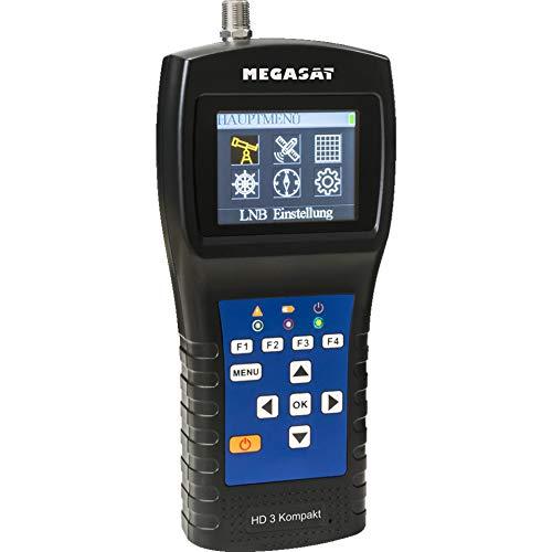 Megasat 2600009 Satmessgerät HD3 Kompakt V2