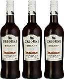 Osborne Medium Sherry, 15 % vol, 3er Pack (3 x 750 ml) -