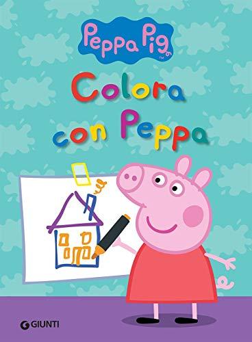 Colora con Peppa