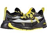 Cole Haan Men's Zerogrand OVERTAKE All Terrain WR Cross Trainer, Black/Cyber Yellow, 10.5