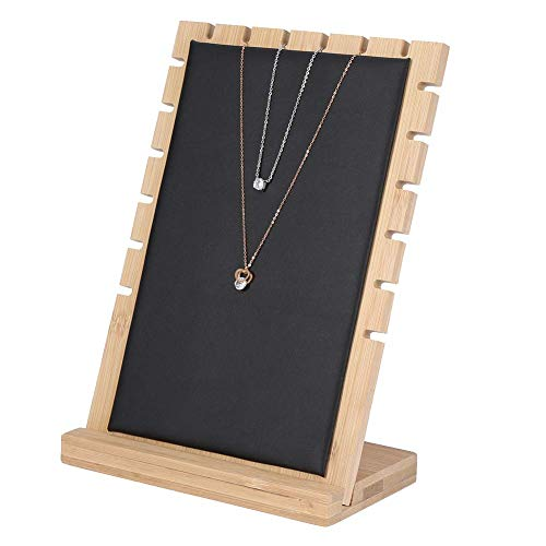 JJYGONG Holz Halskette Halter Für Die...