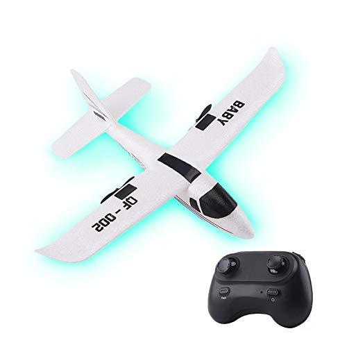 2020 Neuestes RC-Flugzeug, verbessertes Hochgeschwindigkeits-2,4-GHz-2-Kanal-RC-Flugzeug,flugbereit,RC-Flugzeug,gebaut in Multi Axiss, ferngesteuertes Flugzeug für Kinder, Jungen, Erwachsene, Anfänger