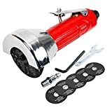 3inch Air Cut Off Tool ,Angle Grinder Pneumatic Cutting Machine With 6-Pieces 3' Cutting Disc Set