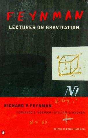 Feynman Lectures on Gravitation (Penguin Press Science S.)