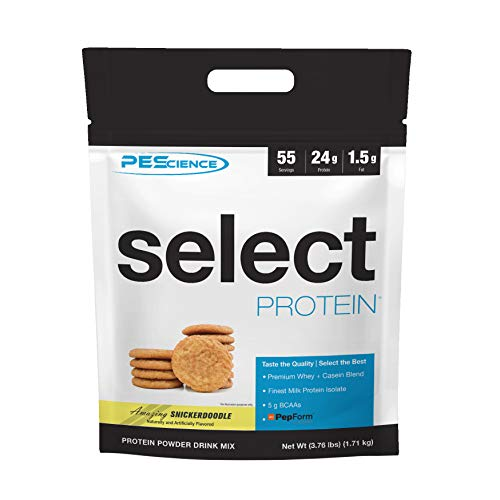 PEScience Select Protein, Snickerdoodle, 55 Serve - 1710 g