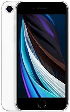 Apple iPhone SE, 64GB, White – for Cricket Wireless (Renewed)