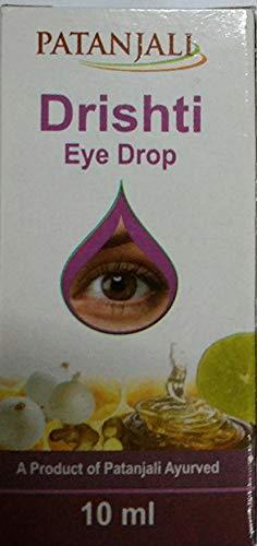 Pack of 5 pcs. Drishti Divya Drishti Eye Drops 10ml Herbal