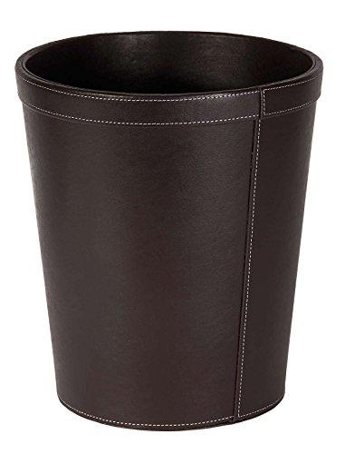 Osco BPUWB29 Luxus Faux Leder, Büromaterial-Bürobedarf, braun