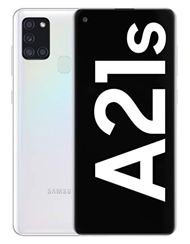 Samsung Galaxy A21s 4GB 64GB Weiß Dual-SIM