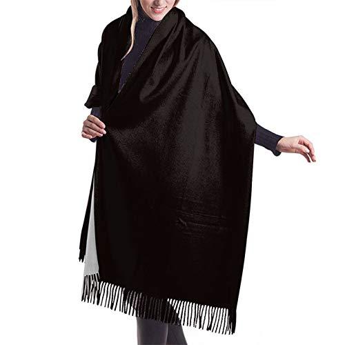 Vcxbsdvbd Green And White Stripesfashion Cashmere Big Shawl Winter Thick Warm Scarf Blanket 77'X 27