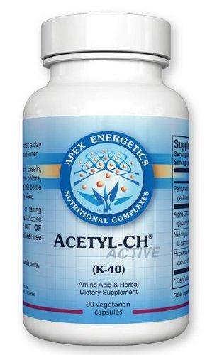 Apex Energetics - Acetyl-CH (K-40) 90 Capsules