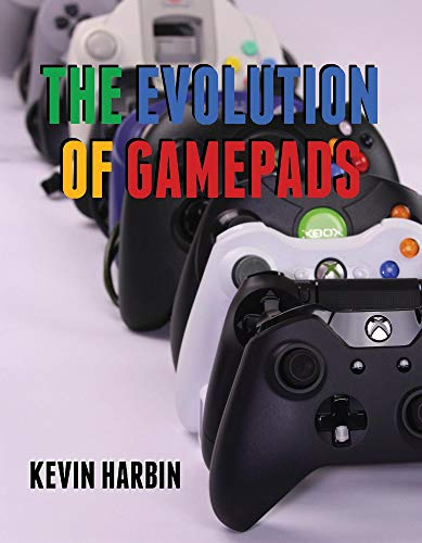 The Evolution of Gamepads: A History of Video Game Controllers