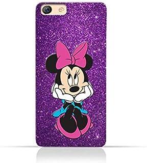 Oppo F3 TPU Silicone Case with Minnie Mouse Smile Design