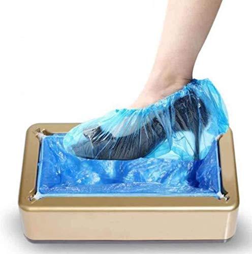 Dispensador de cubiertas de zapatos Máquina automática de cubiertas de zapatos para...