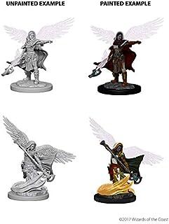 D&d Nolzur's Marvelous Unpainted Minis:aasimar Female Wizard