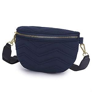 Wind Took Borsa a Tracolla Donna Elegante Borsa Marsupio Borsa da Donna Moda Messenger Crossbody Bag per Shopping…