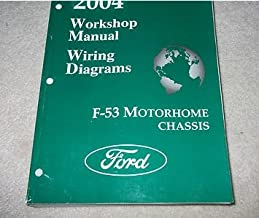 Amazon Com Ford F53 Chassis Repair Manual Books