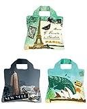 Envirosax Travel Pouch, 3-Pack