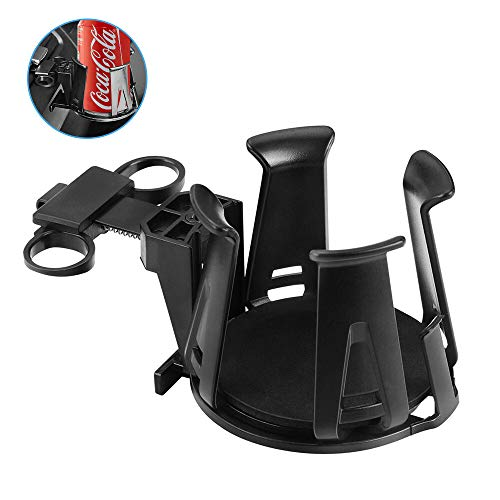 Accmor Car Cup Holder, Car Vents Cup Holder, Vehicle Cup Holder, Adjustable Water Bottle Holder for Automobile, Car Drink Stand