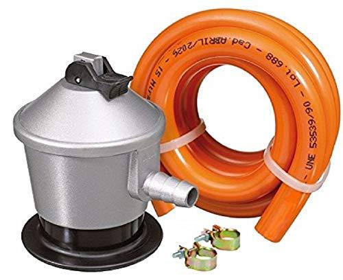 S&M Kit Regulador de Gas Butano/Propano...