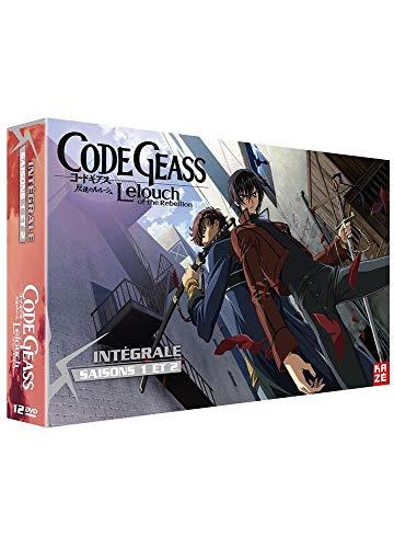 Code Geass-Intégrale Saisons 1 & 2