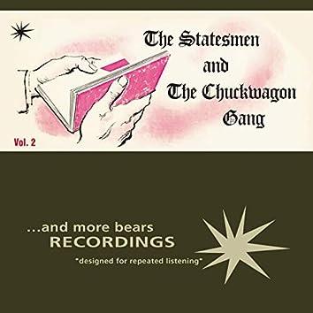 The Statesmen and The Chuck Wagon Gang, Vol. 2