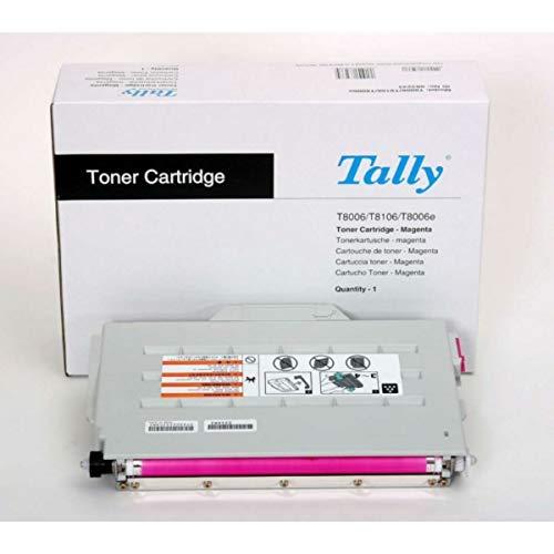 Tally Genicom T 8106 (083233) - original - Toner magenta - 7.200 Pages