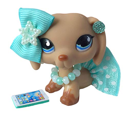 Pet Shop LPS Clothes Accessories Skirt Bow Outfit Lot Dog NOT Included