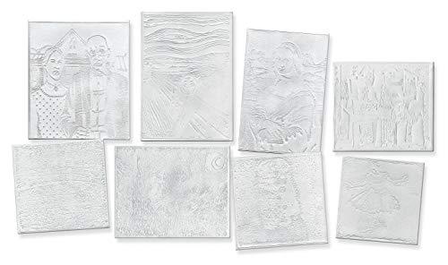 CHENILLE KRAFT SOCIETE CK-4645 Fine Art Collection papier gaufr-