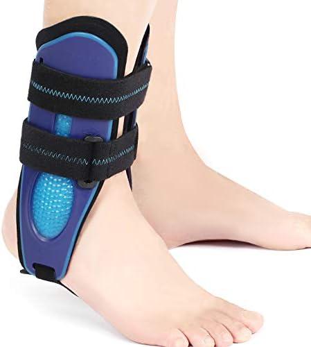 Velpeau Ankle Support Brace for Men Women Ankle Stabilizer Stirrup Splint for Sprains Tendonitis product image