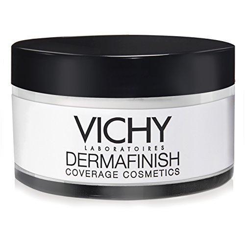 Vichy Dermablend Polvo fijador de maquillaje traslucido, 28g