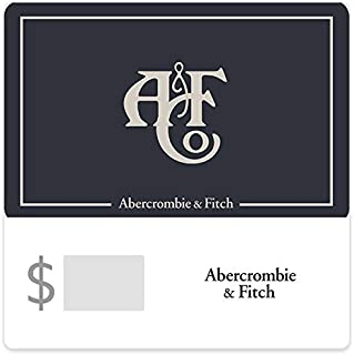 Abercrombie & Fitch Gift Cards - E-mail Delivery