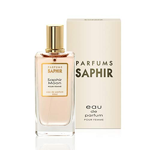 Saphir Moon Parfum équivalent pour femme Noir 50 ml