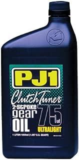 PJ1 Gold Series Clutch Tuner 2 Stroke Gear Oil 75w 1 Liter 11-75