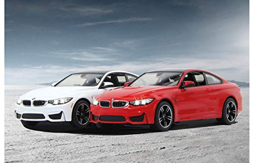 Jamara - 404565 - BMW M4 Coupe - Echelle 1/14 - Rouge