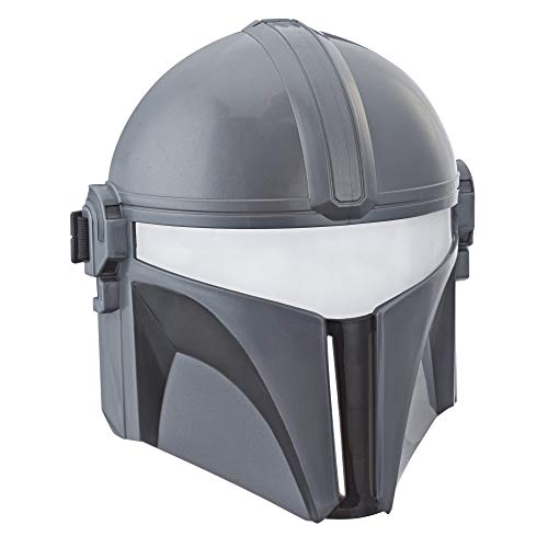 Star Wars The Mandalorian Mask for Kids Roleplay & Costume Dress Up, Disney Plus TV Series, Toys for Kids Ages 5 & Up