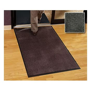 Amazon Com Walk Off Floor Mat Carpet Mat Classic 4 X 8 Charcoal Economy Grade Indoor Entry Mat Office Products