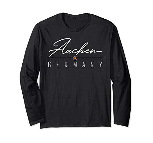 Aachen, Deutschland Langarmshirt
