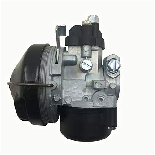HuoPu Carburador Carb para Dell'orto Style Sha 15 15 Sha 15 Ciclomotor 2T Tomos Youngst 50