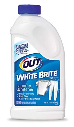 WHITE BRITE 28 oz. Bottle Laundry Whitener (1)