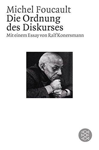 Die Ordnung des Diskurses (Figuren des Wissens/Bibliothek)