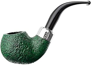 Peterson Limited Edition 2020 St. Patrick`s Day XL02 Full Bent Apple F/T Smoking Pipe