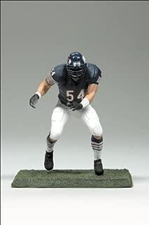 McFarlane Toys NFL 3 Inch Sports Picks Series 7 Mini Action Figure Brian Urlacher (Chicago Bears)