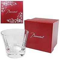 [BOX プリント] バカラ グラス 名入れ ミルニュイ タンブラー MILLE NUITS 200ml 1客 単品 1個 2811812 ハイボール ロックグラス タンブラー コップ 食器 ガラス クリスタル baccarat コースターset Box Print 薔薇 名入れあり