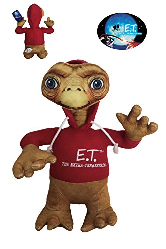 ET Peluche E.T. el Extraterrestre Serigrafiado 30cm con