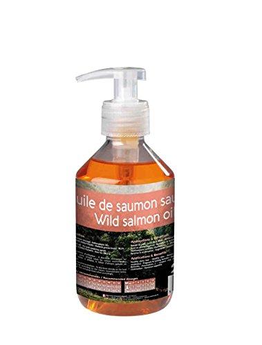Nutrivet Inne Olio di salmone, Flacone da 250 ml