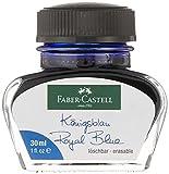 Faber-Castell - Vaso de tinta, color azul cobalto Tintenglas 30 ml
