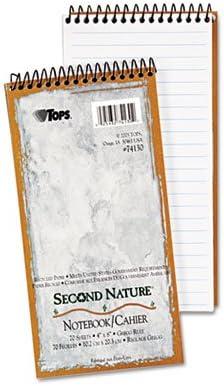 Second Nature Popularity Spiral Reporter SALENEW very popular Steno Notebook 8 4 Gregg Rule x