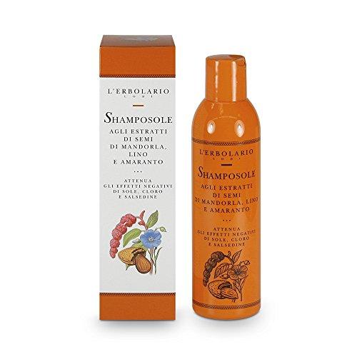 L'Erbolario Sonnenschutz Shampoo, 1er Pack (1 x 200 ml)